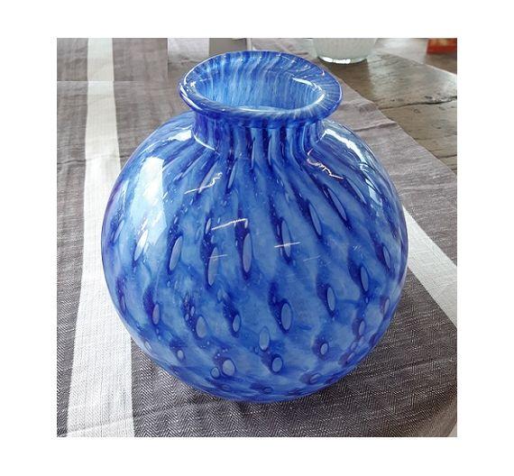 Murrina Murano small sphere vase