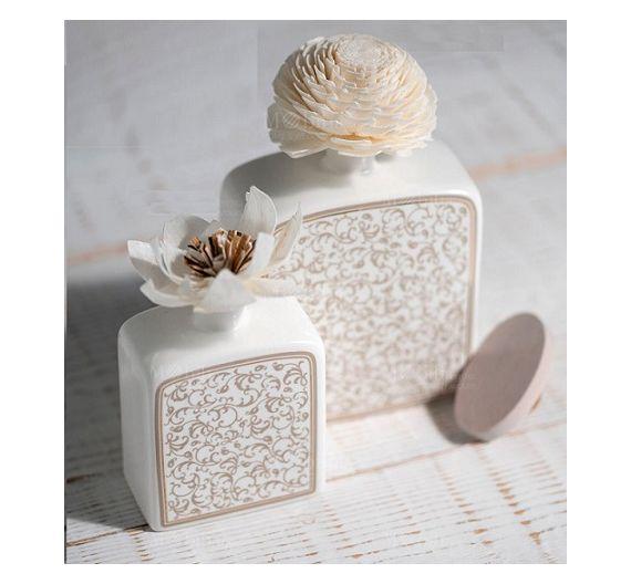 Brandani Riccioli di fata diffusore profumo con fiore