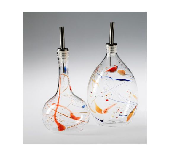 Massimo Lunardon vinegar oil set