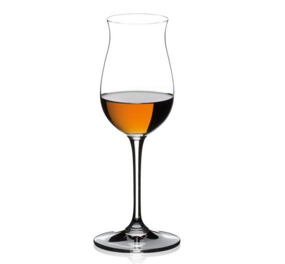 Riedel coppia calici Cognac 6416/71