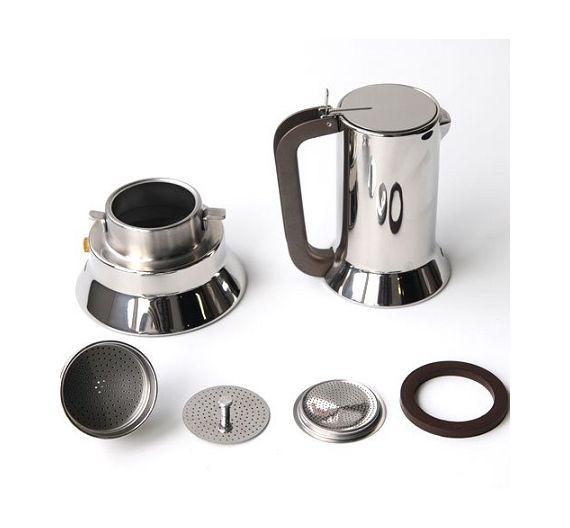 Alessi espresso coffee maker 9090/6