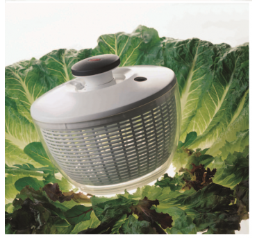 Centrifuges for salad and bowls