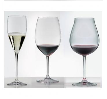 Vine glass, glass