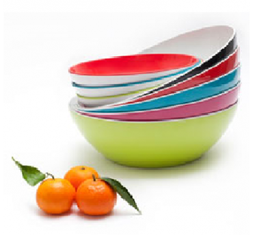 Bowls, appetizer, trays