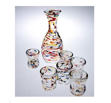 Artistic glassware