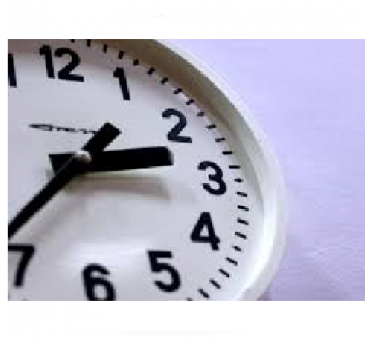 Wall clocks and picture