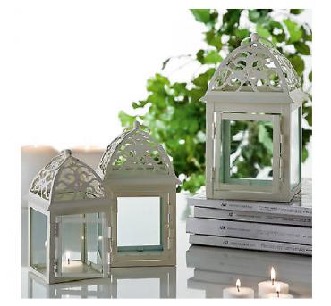 lanterns, lamps, candles